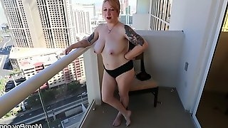 Very Hot Blond Hair Lady Whore Meghan Loves To Shag