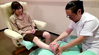 Japanese Foot Torture With Wooden Stick Instructional Video